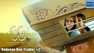 A Aa Yaa Yaa Video Song Trailer | Release Date 02 | Nithiin, Samantha | TFPC - TFPC