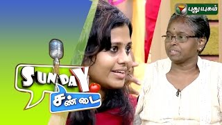Sunday Sandai 02-08-2015 –  PuthuYugam TV Show