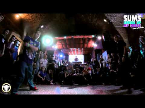 SUMS BATTLE | 09.03.2014 | Hip-Hop Pro | FINAL | Niko vs Singa