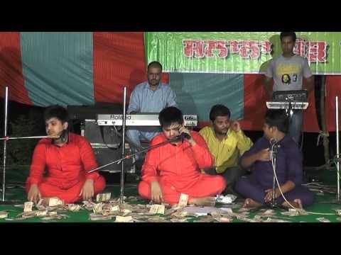 ali brothers at virk mela baba deviyea shah , wazirey shah , ganesha ji ( bhagat ) virk
