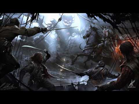 David Chappell - Blow the Man Down [Epic Pirate Music]