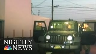 Police Department Defends Use Of Force Seen In Dashcam Video | NBC Nightly News - NBCNEWS