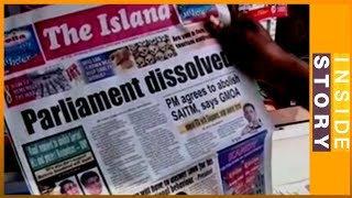 🇱🇰Is democracy in Sri Lanka in danger? | Inside story - ALJAZEERAENGLISH
