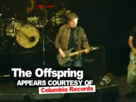 The Offspring - Live KROQ Weenie Roast 17.05.2008 [Full Concert] + Interview