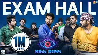 Bigg Boss Exam Hall || By Ravi Ganjam - YOUTUBE