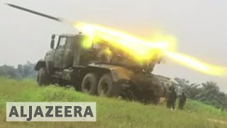 DR Congo army launches offensive against ADF rebels - ALJAZEERAENGLISH