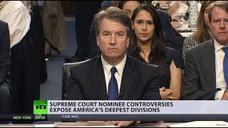 Democrats vs Republicans: Kavanaugh's nomination exposes America's deepest divisions - RUSSIATODAY