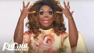 Mayhem Miller's 'Basic Beauty Face' Tutorial 💄 | RuPaul's Drag Race Season 10 - VH1