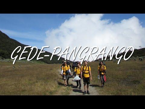 Gede-Pangrango Group Selfie