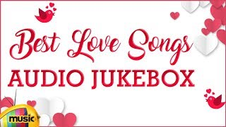 Telugu Top 07 Love Songs Jukebox | Heart Touching Love Melody Songs | Mango Music - MANGOMUSIC