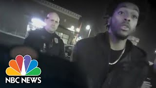 Video Of Bucks Player Sterling Brown Being Tased Released By Milwaukee Police   NBC News - NBCNEWS