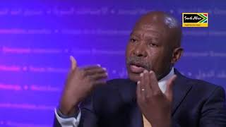 SARB's Kganyago talks on economy, growth and KPMG scandal - ABNDIGITAL