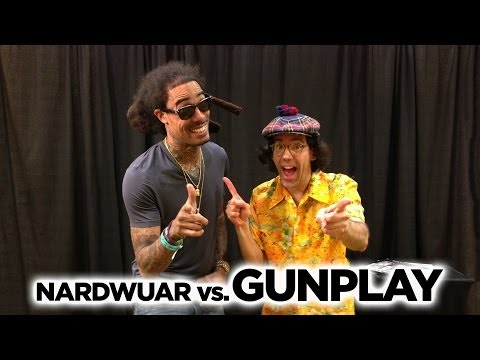 Gunplay - Nardwuar Vs. Gunplay