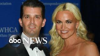 Donald Trump Jr., wife to divorce - ABCNEWS