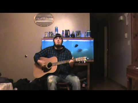 Eric Church The Outsiders (Cover) By Travis Knipp