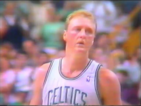 'Larry Bird, A Basketball Legend (1991 NBA Documentary)