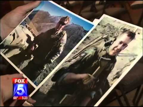 FOX5 News at 5: VFW Never forgotton story
