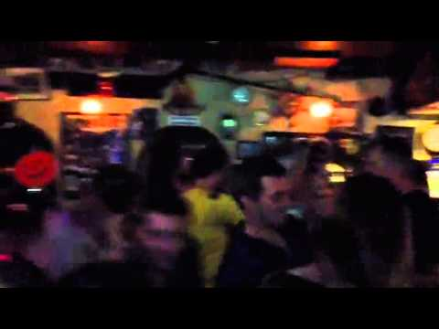 Monday madness at Griffins bar Connemara