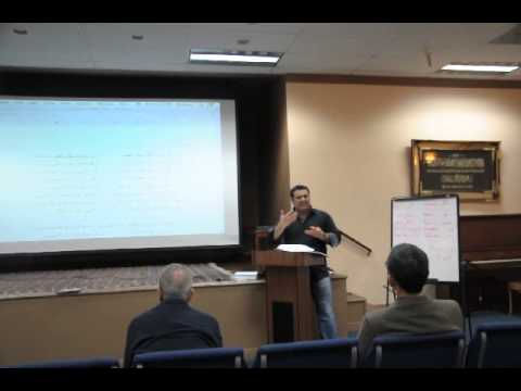 Rumi's Masnavi Class - March 5th, 2014 - Part 4 of 4