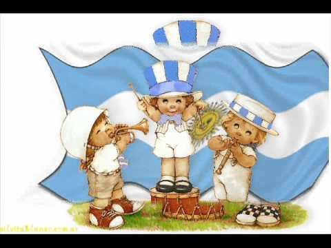 Bandera tuya y mia- Canciones Infantiles.