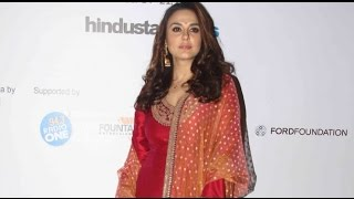 MAMI Film Festival 2014│Day 3│Preity Zinta - THECINECURRY
