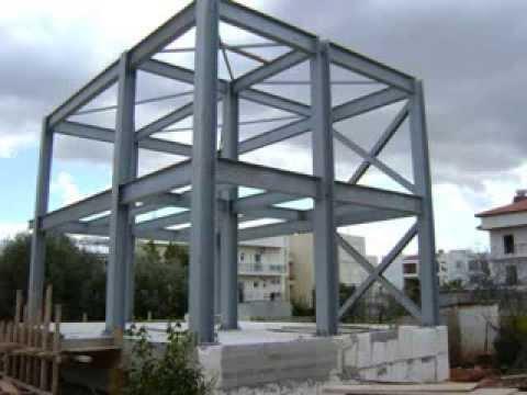 ΜΕΤΑΛΛΙΚΑ ΚΤΙΡΙΑ ΜΕΤΑΛΛΟΚΑΤ   VIP CONSTRUCTION