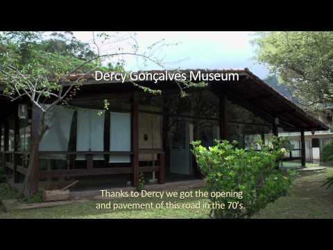 Dercy Gonçalves Museum | Cultural Centers, Santa Maria Madalena