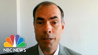 Human Rights Watch Michael Garcia Bochenek Criticizes U.S. Separation Policy | NBC News - NBCNEWS