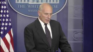 Kelly: 'There's nothing you can do to lighten the burden' - WASHINGTONPOST