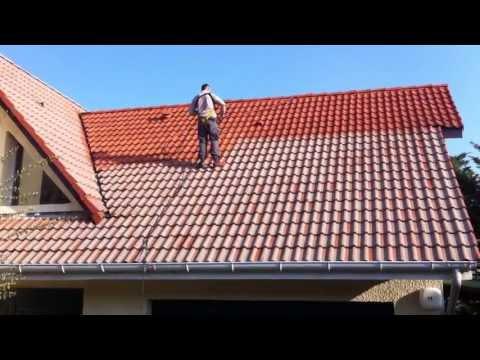 Imperméabilisant toiture tuile