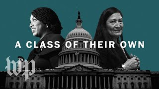 A class of their own: The new women of Congress claim their space - WASHINGTONPOST