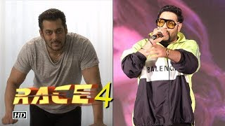 Did Rapper Badshah just confirm 'Race 4' with Salman Khan - IANSLIVE