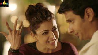 Enthavaraku Ee Prema Movie Scenes   Kajal fight with Jiiva   Latest Telugu Scenes   Sri Balaji Video - SRIBALAJIMOVIES