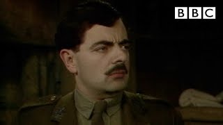 Why Blackadder shot a delicious, plump-breasted carrier pigeon - BBC - BBC