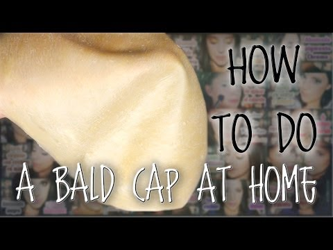 How to do a bald cap at home | Silvia Quiros