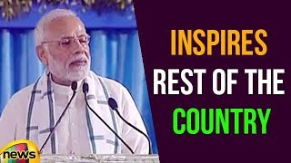 PM Modi Appreciates The Cleanliness Of Indore & Inspires Rest Of The Country | Mango News - MANGONEWS