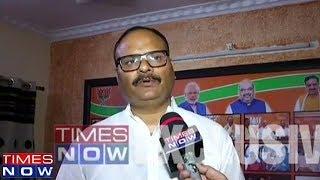 U.P Law Minister Brajesh Pathak Defends Yogi Adityanath's Govt Move - TIMESNOWONLINE