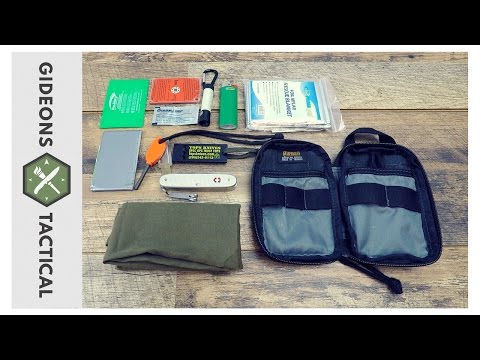 Pocket Survival Kit That Actually Fits!