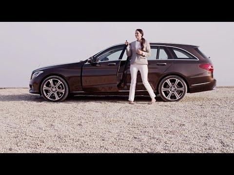 Autoperiskop.cz  – Výjimečný pohled na auta - Prohlídka Mercedesu C Estate Hybrid pro modelový rok 2015