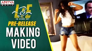 Lie Making Video @ Lie Movie Pre Release || Lie Movie || Nithiin, Megha Akash || Mani Sharma - ADITYAMUSIC