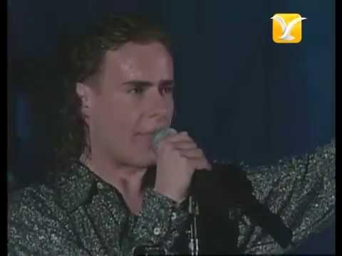 Paolo Meneguzzi, Si Enamorarse, Festival de Viña 1998