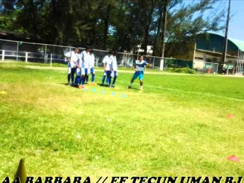 AA BARBARA // EF TECUN UMAN RJ #  COPA LIGHT 2013