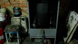 Отопление гаража.