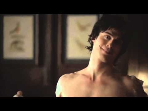 The Vampire Diaries - Season 3 - Sneak  Peek (1) Damon & Elena VERSION HD -LM6JIBpISzI