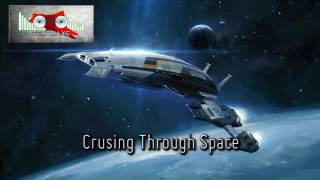 Royalty Free :Cruising Through Space