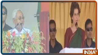 Modi के विस्फोटक वार... Priyanka Gandhi का तूफानी प्रचार, कौन मारेगा बाजी ? - INDIATV