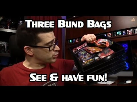 Blind Bag Toys Fun