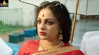 NTR Kathanayakudu Movie Savitri Scene | Balakrishna, Nithya Menon | Sri Balaji Video - SRIBALAJIMOVIES