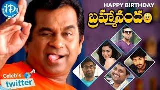 Celebrity tweets on Brahmanandam Birthday    Happy Birthday Brahmi - IDREAMMOVIES