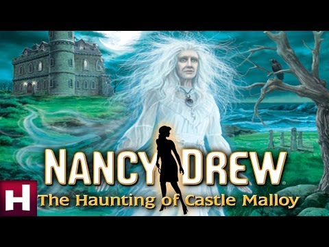 Nancy Drew: The Haunting of Castle Malloy Official Trailer